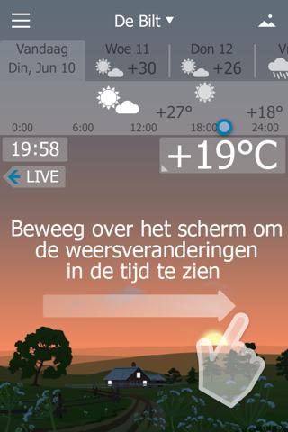 YoWindow Weather screenshot 2