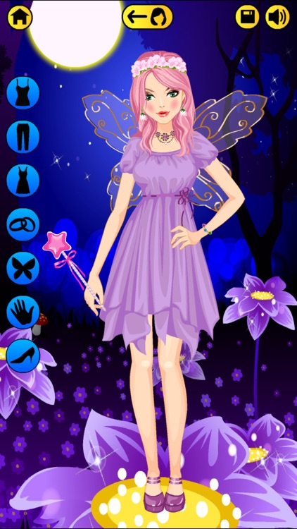 Makeup & Salon Dress Up Games screenshot-3