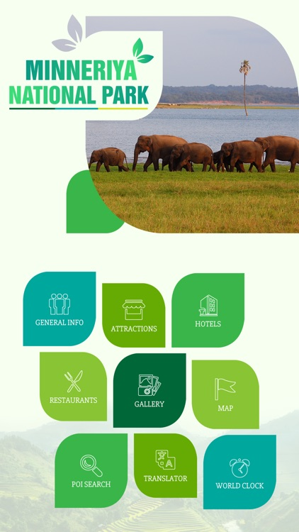Minneriya National Park Travel Guide screenshot-1
