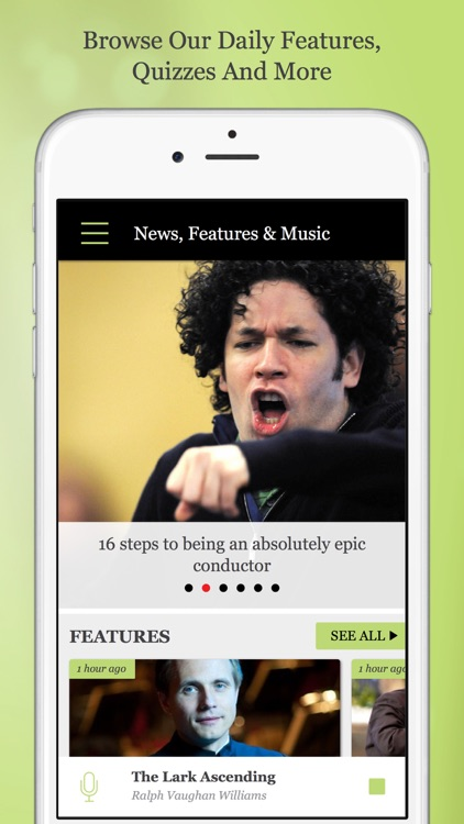 Classic FM screenshot-3