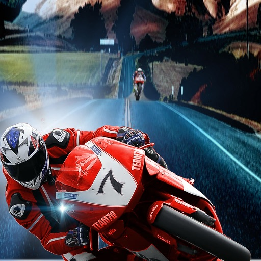 Adrenaline Chaos Addictive Motorcycle - Incredible Fast Speed Game