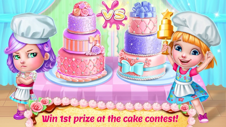 Real Cake Maker 3D - Bake, Design & Decorate screenshot-3