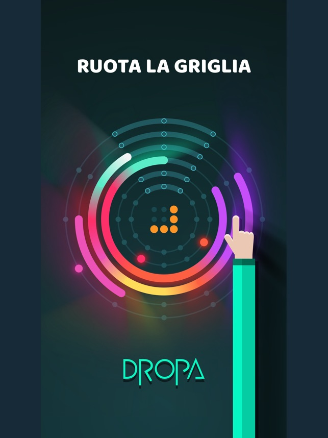 Dropa! Screenshot