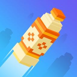 Bottle King: Hardest Flip Bottle Game