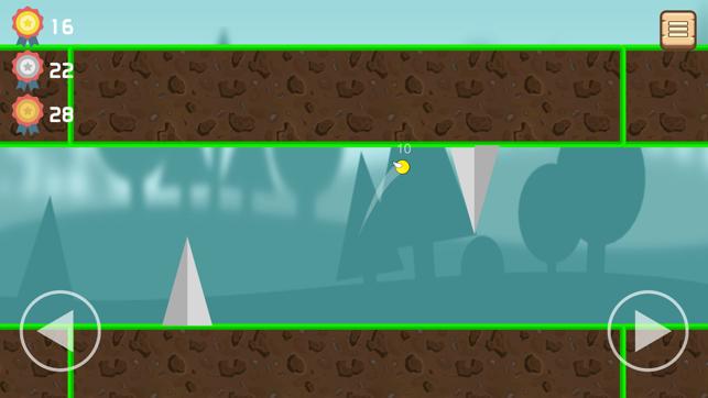 Bird Golf, game for IOS