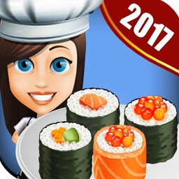 Sushi Cafe Story 2 : Chef Cooking Food maker games