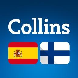 Audio Collins Mini Gem Spanish-Finnish Dictionary