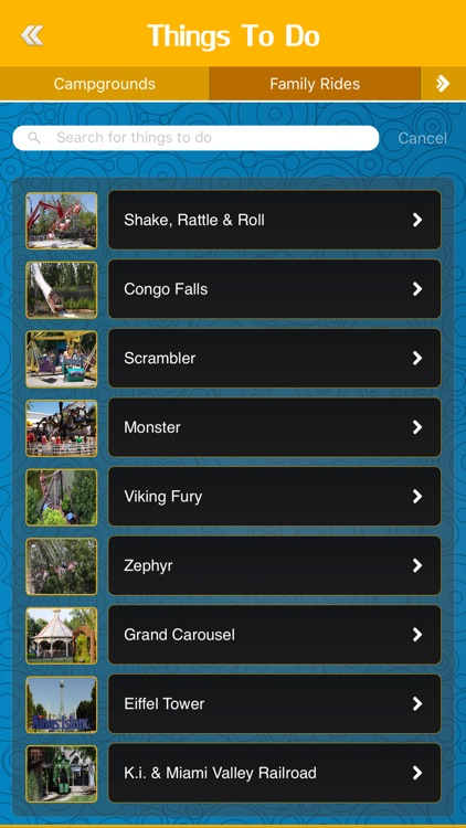 Great App for Kings Island Amusement Park screenshot-2