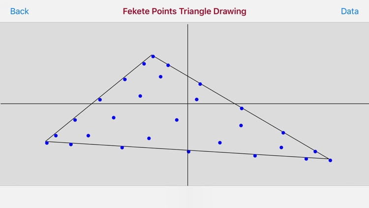 Fekete Points in the Triangle screenshot-3