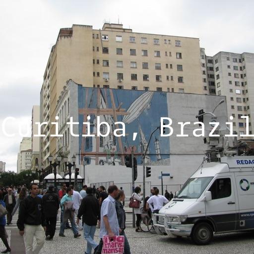 hiCuritibabrazil: Offline Map of Curitiba (Brazil)