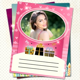 Birthday Cards Best Wishes Gift Greetings Maker