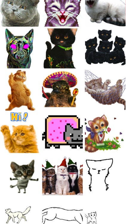 Cat Emojis screenshot-2