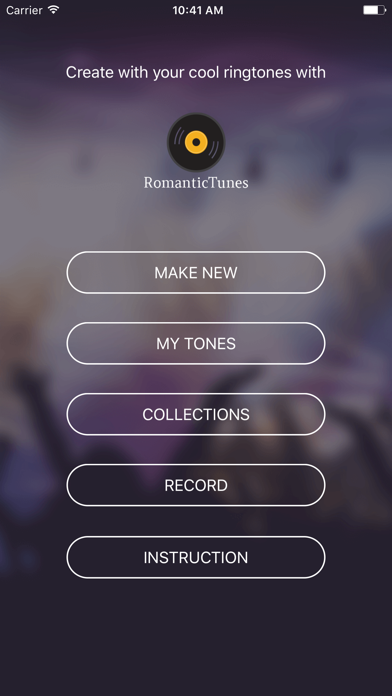 Romantic Ringtone Vast Collection and Maker&Cutter