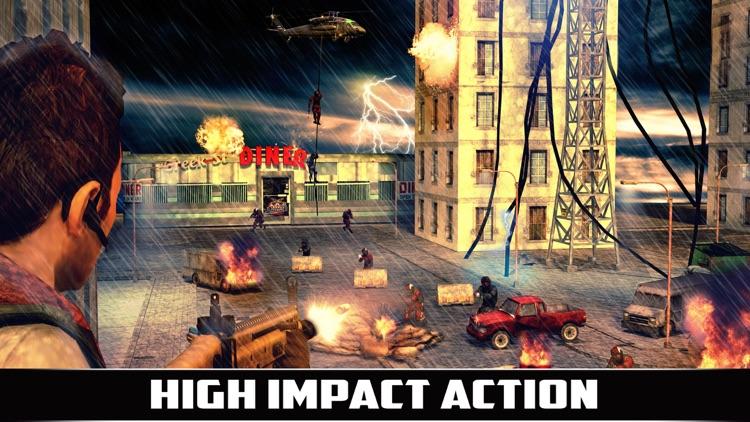 Frontline Force Elite Killer War screenshot-4