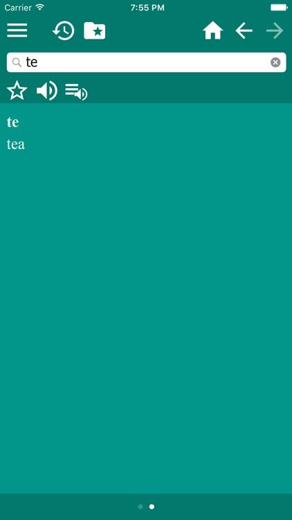 English-Norwegian Dictionary screenshot-3