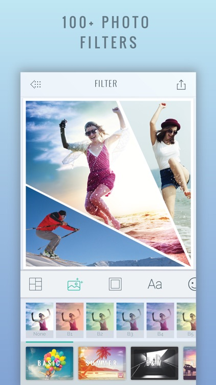 KITE Photo Collage Creator