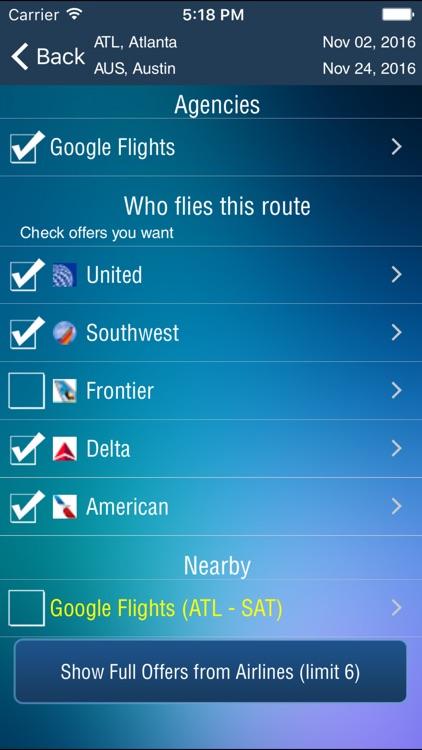 Airport Info Austin (AUS) + Flight Tracker screenshot-4