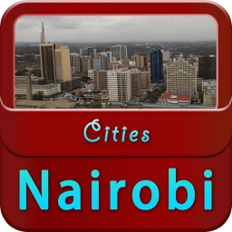 Nairobi Offline Map Travel Guide