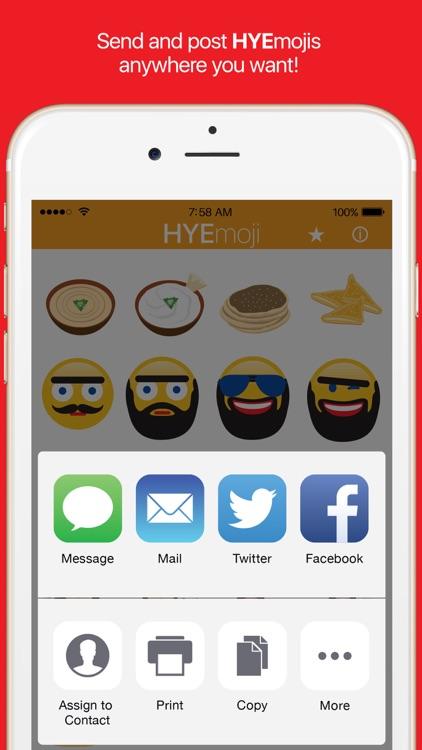 HYEmoji – Armenian Emojis, Yerevan, Armenia! screenshot-3