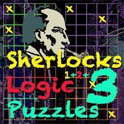 Sherlocks Logic Puzzles 1+2+3 H