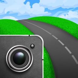 Meteor Car Camera - GPS Dashcam