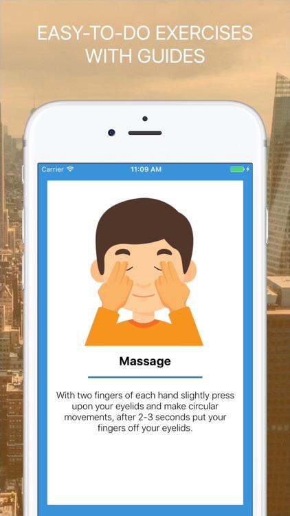 Eyehacks - exercises for eyes screenshot-0