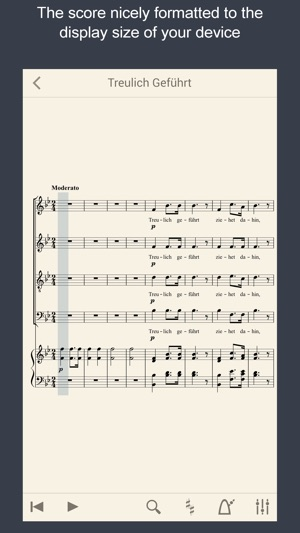 MuseScore Songbook - Sheet Music on the App Store