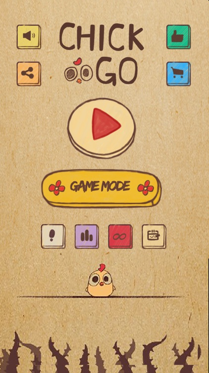 Chick Go & Climb screenshot-0