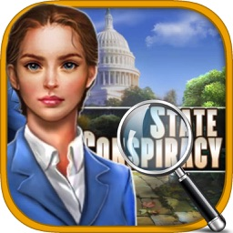 Hidden Objects State Conspiracy Free Game