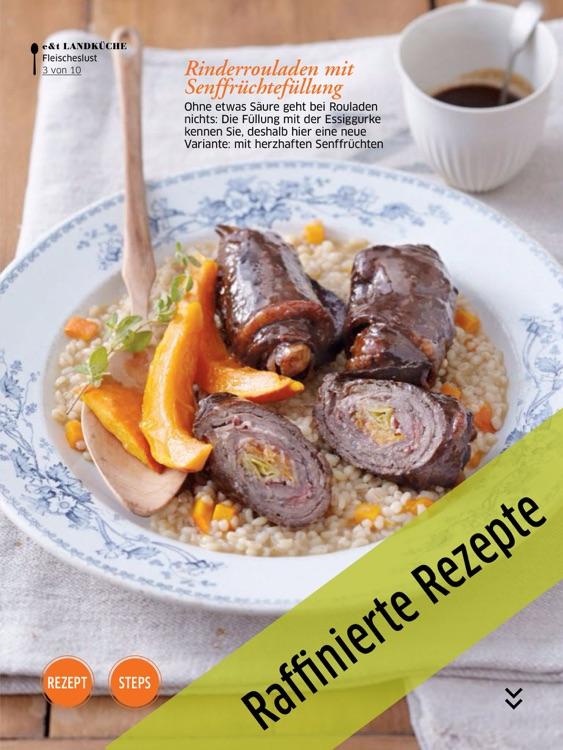 essen & trinken Landküche – Tolle Rezepte!