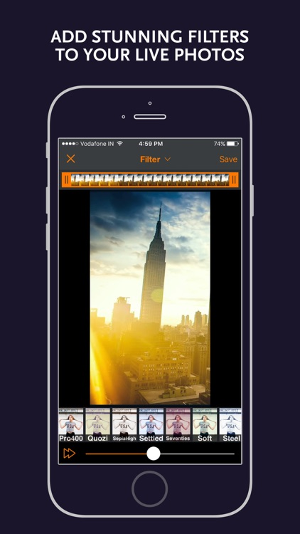 LiveLab - Photo Editor for Live Photos