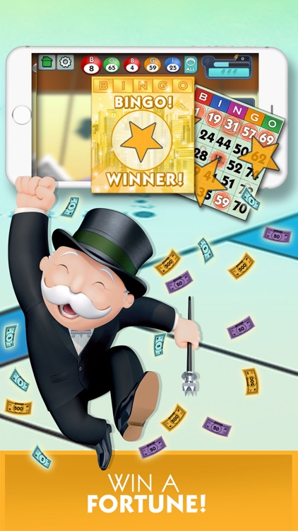 MONOPOLY Bingo! screenshot-3