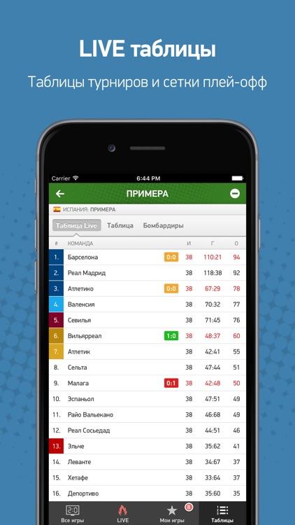 MyScore screenshot-4