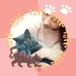 Cat Photo Frame