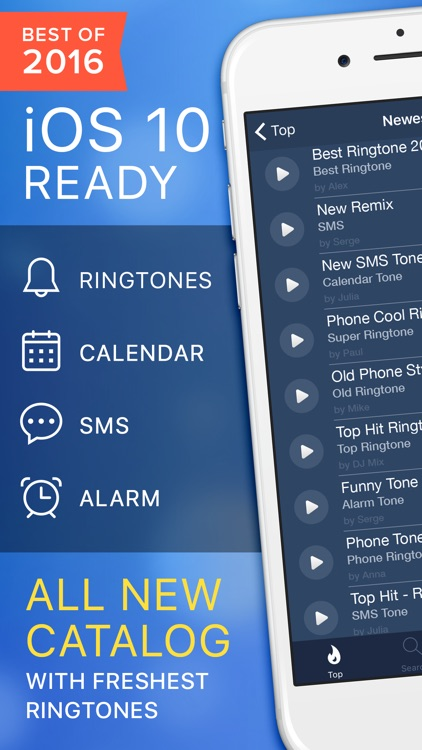 Ringtones for iPhone Unlimited.