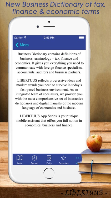 English-Russian Dictionary – Business & Tax Terms screenshot-4