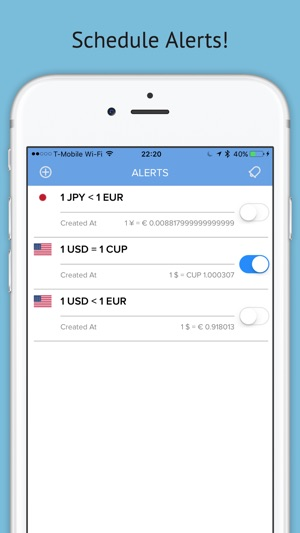 Currency Converter Swap Live Exchange Rates Pro 4