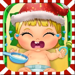 Christmas Newborn Baby Doctor Care - Crazy Nursery