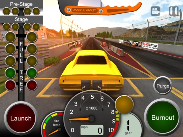 how to get money on no limit drag racing