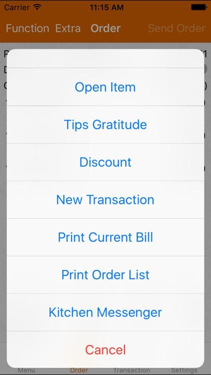 Mobi POS - Point of Sale screenshot-3
