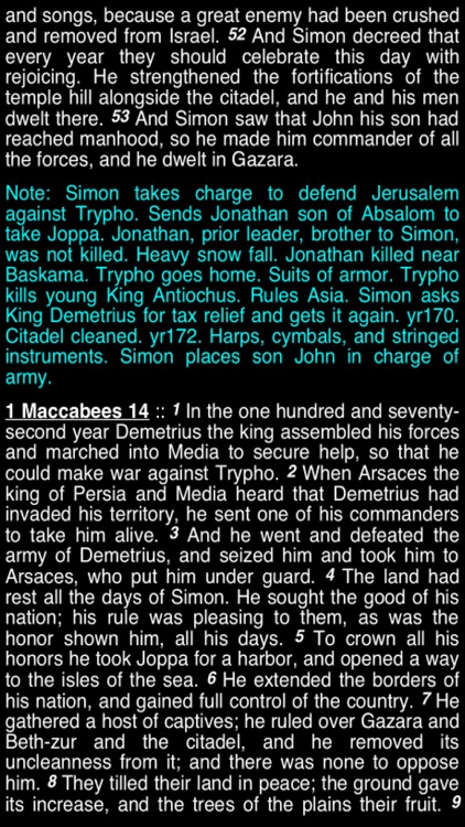 Summary Old Testament Apocrypha (Part 2) screenshot-3
