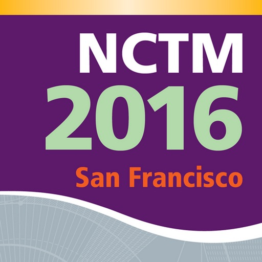 NCTM 2016 Annual Meeting icon