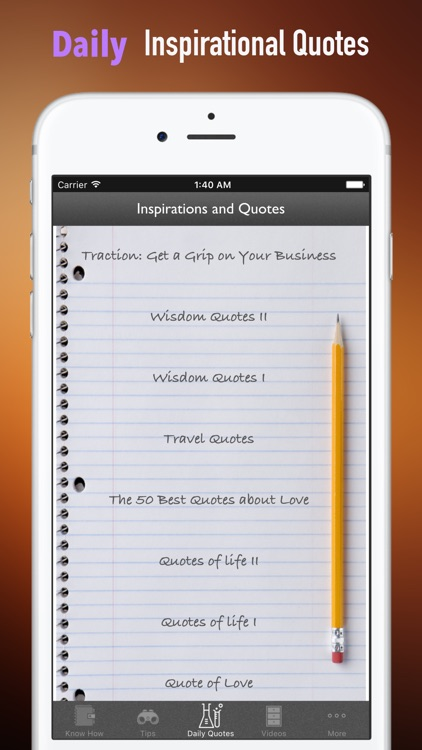 Quick Wisdom from Traction:Practical Guide screenshot-4