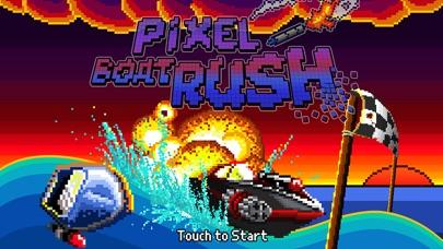 Pixel Boat Rushのおすすめ画像1