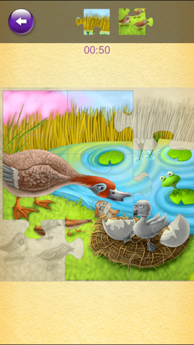 Ugly Duckling Puzzle Jigsaw