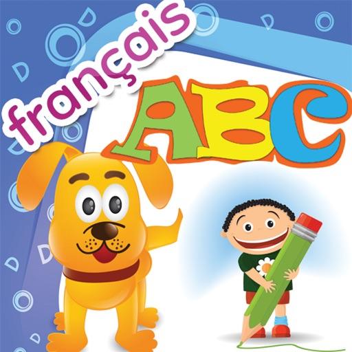 Enfants jeu d'apprentissage - français ABC