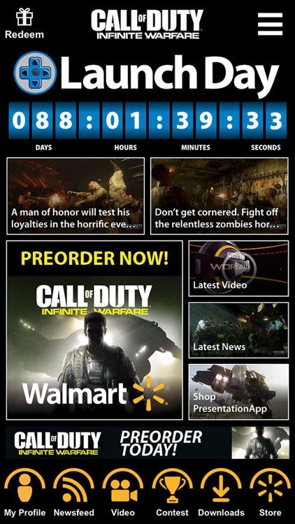 LaunchDay - CALL OF DUTY EDITION