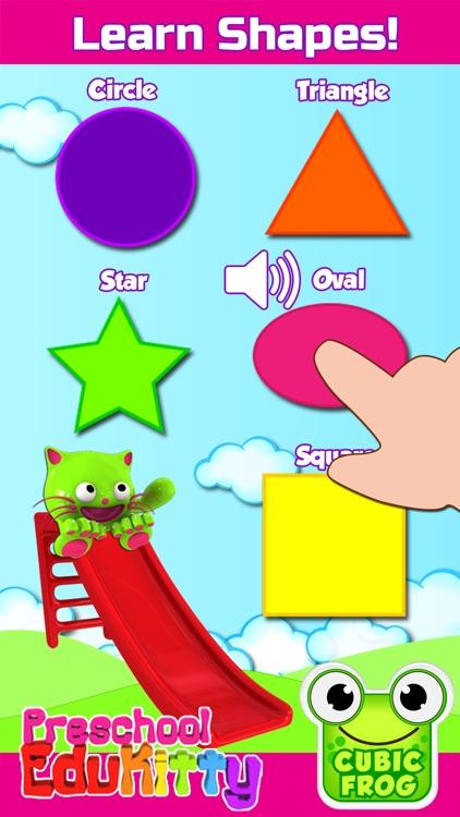 EduKitty-Early Learning Preschool Color Games