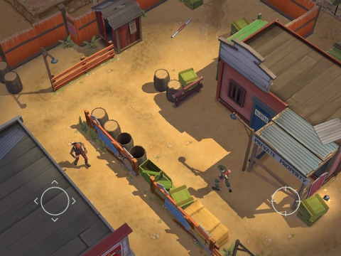 Space Marshals для iPad