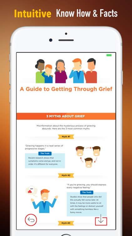 Coping with Grief and Loss Guide:Grieving Tips